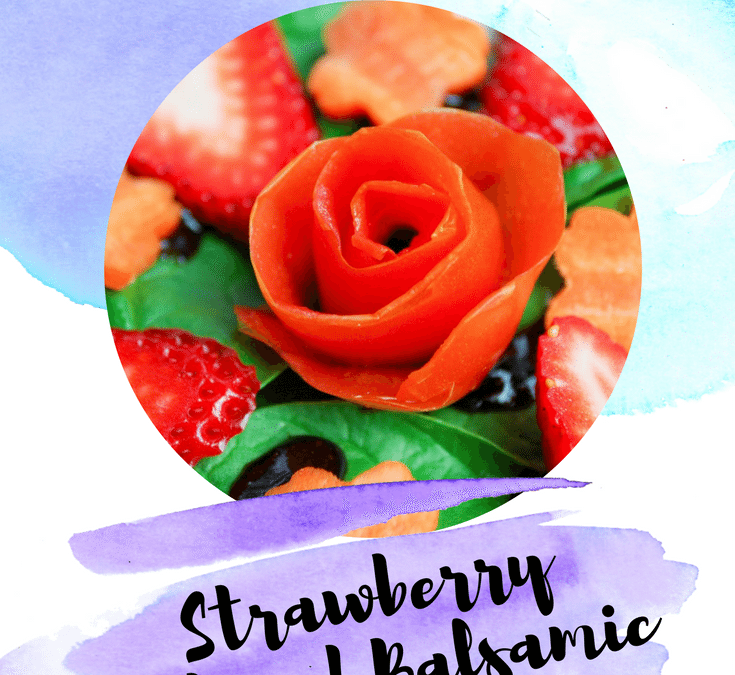 Strawberry Reduced Balsamic