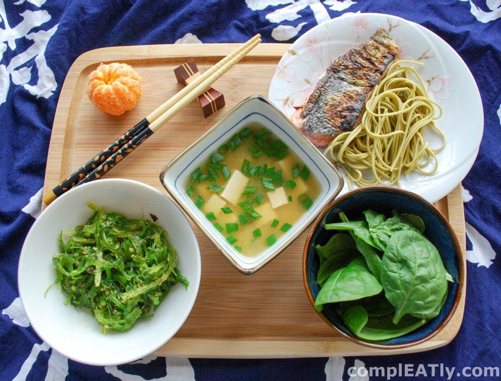 10 Minute Japanese Breakfast