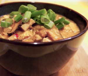 Hot and Sour Soup - Dairy Free Recipes