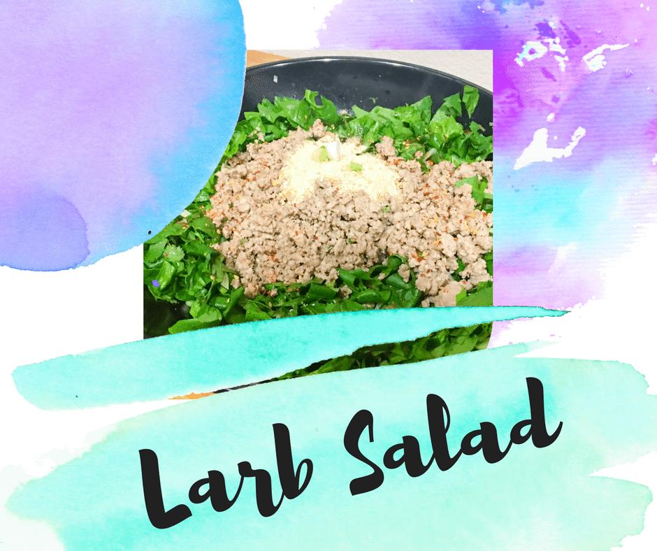 Larb Salad