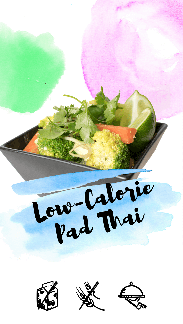 Low-Calorie Pad Thai