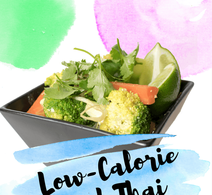 Low-Calorie Pad Thai